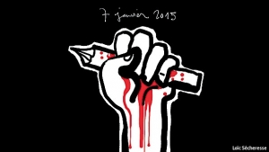 """Zineb El Rhazaoui, de Charlie Hebdo: """"El mayor peligro es la autocensura"""""""