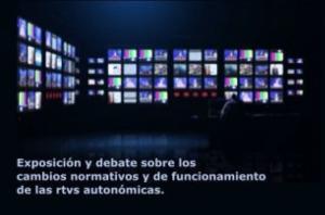 Debate sobre nueva gobernanza en las radiotelevisiones autonómicas