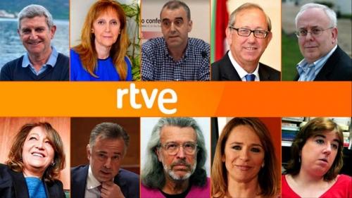 El reparto por lotes de RTVE