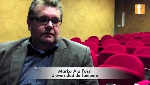"""Encuentro en Sevilla: """"Public service media in Finland"""""""