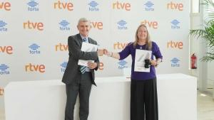 RTVE y FORTA firman el 'Convenio Compostela'