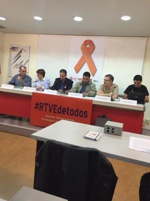 COMUNICADO DEL COMITÉ INTERCENTROS DE RTVE
