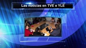 Estudio comparativo entre las noticias TVE y la finlandesa YLE